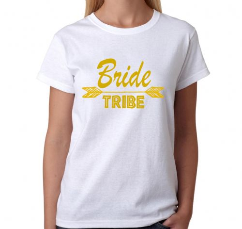 Bride Tribe Hen T-shirt
